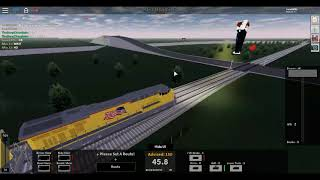 1994 Cajon Pass piste Roplay/ Roblox rails unlimited/ft Fireguy Productions