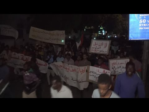 Sudan prosecutors charge Bashir over killing of protesters