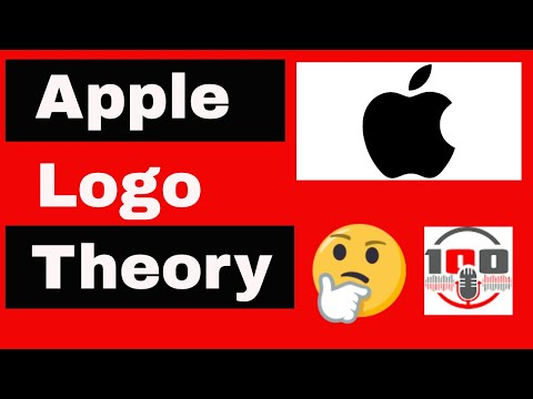 Apple Logo Theory ( Bible, Adam And Eve )