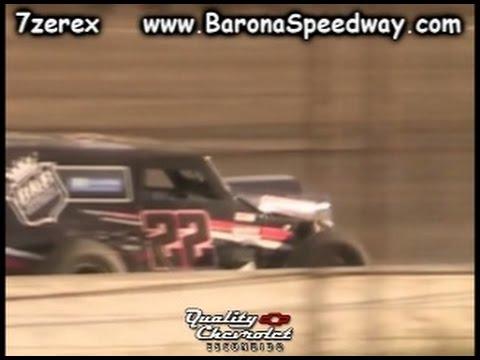Dwarf Car Heat 3 Barona Speedway 3-25-2017
