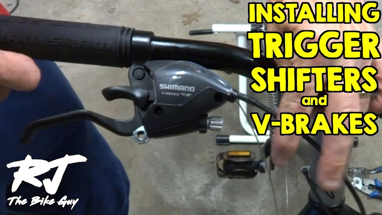 Shimano ST-EF500 3-Speed Left Brake//Shift Lever