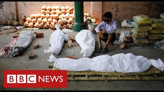 India's Covid crisis deepens with more than 200,000 deaths confirmed - BBC News