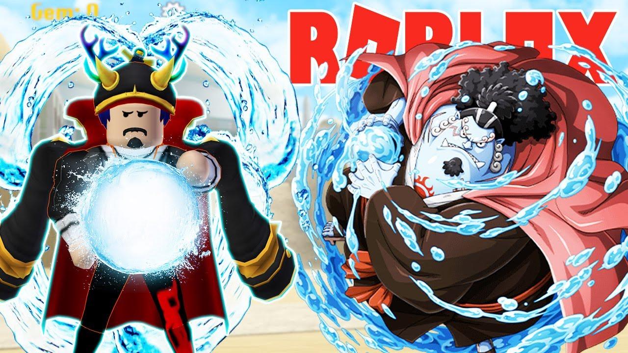 Roblox - HỌC CHIÊU THỨC CỦA NGƯỜI CÁ FISHMAN KARATE SIÊU MẠNH ĐƯỢC ADMIN CẤT GIẤU RẤT KỸ- King Piece