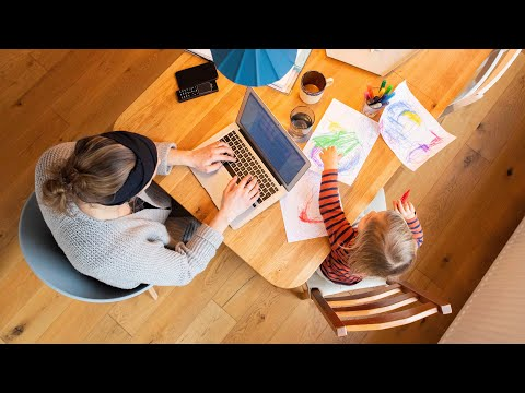 55% of Canadians want to continue working at home: survey | COVID-19 in Canada