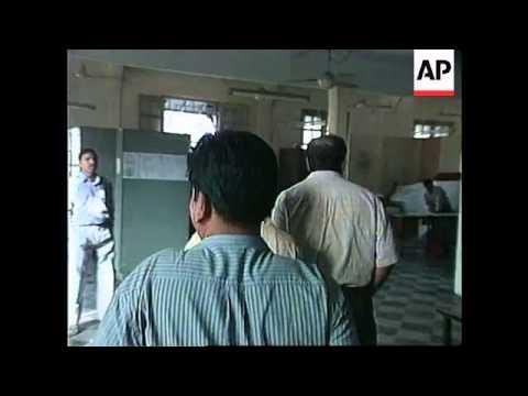 INDIA: ALLEGED BRITISH DRUG SMUGGLER ARRESTED
