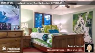 Luxury Real Estate - 2306 W Old Rosebud Lane - South Jordan, UT