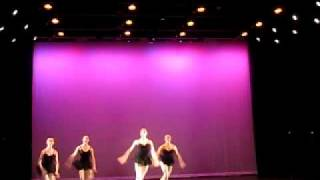 Joffrey Ballet School Performance