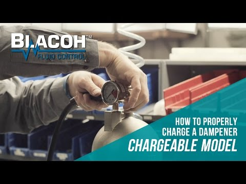 How To Properly Charge A Dampener- CHARGEABLE Blacoh Model