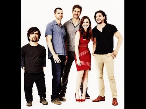 Game Of Thrones Amazing & Funny Cast