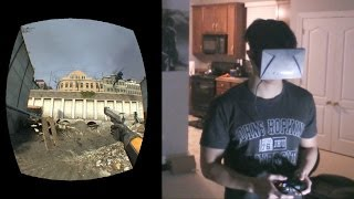 Oculus Rift Gameplay Review (Development Kit): Is Virtual Reality a Revolution in Gaming?