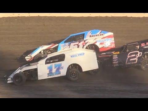 Bakersfield Speedway Heat Races 7-23-16