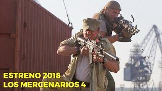 Los indestructibles 4 pelicula completa en español latino