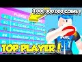 BECOMING THE NUMBER ONE PLAYER IN COOKIE SIMULATOR!! *3,000,000,000 COINS* (Roblox)