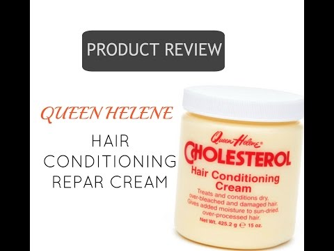 Queen Helene Cholesterol | Great for 4c Hair