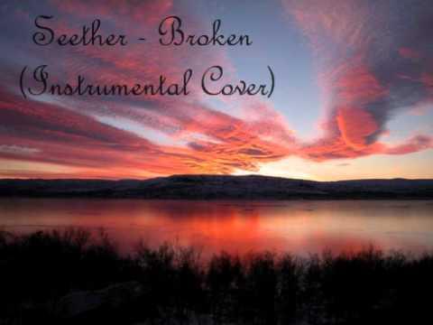 Seether  Broken instrumental