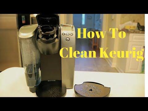 How To Clean Keurig | HOW TO CLEAN KEURIG