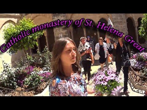 Израиль. Монастырь Святой Елены - Israel. Monastery of St. Helena Great - 82
