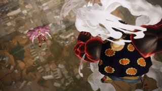 해적무쌍4(PS4PRO) 원피스 드레스로자편 도플리망고…