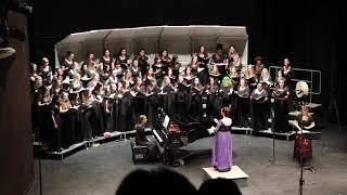 "World Premiere: ""Gaudete"" (Glenn) - ASU Women's Chorus"