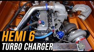 HEMI-6 turbo Valiant Charger - SLO265