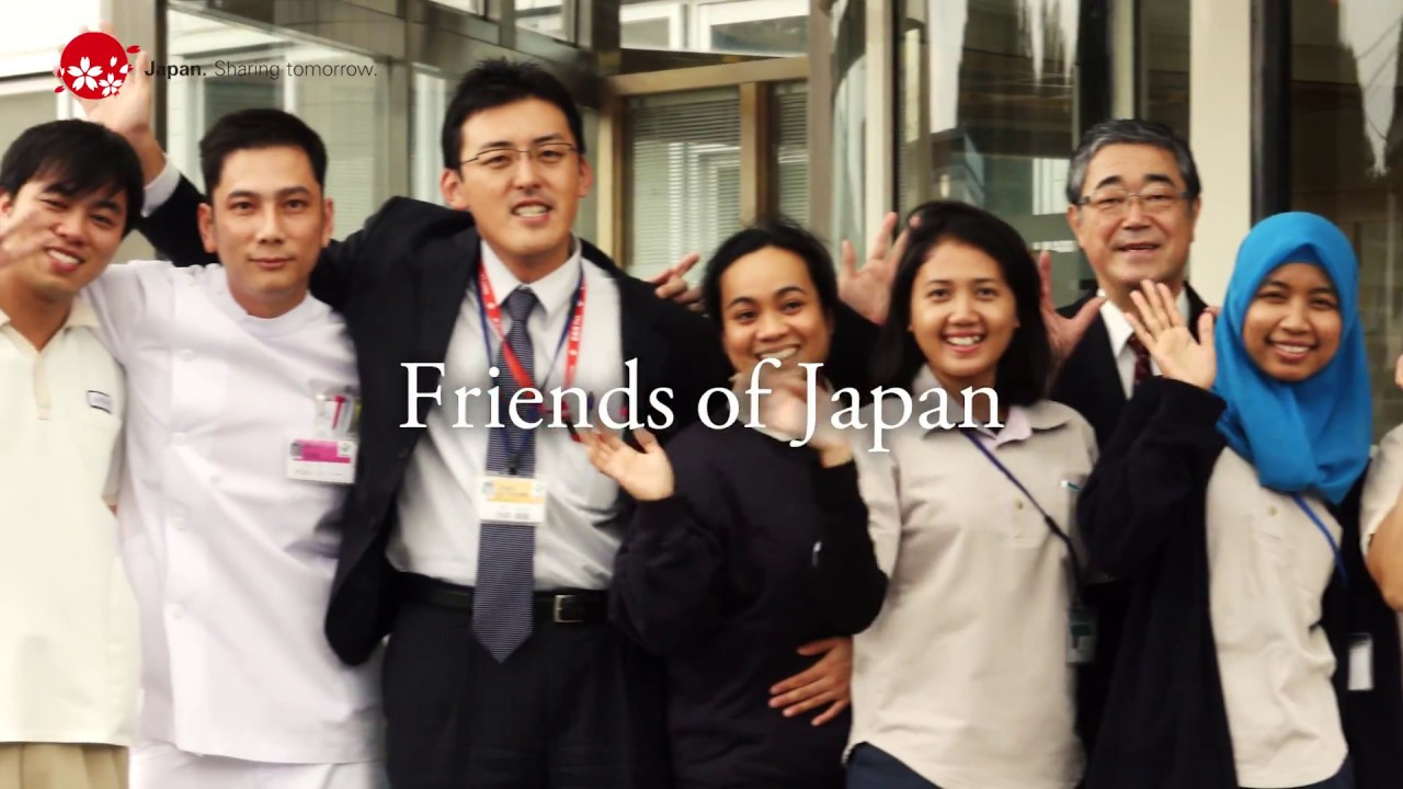 Friends of Japan: Vietnamese Hard at Work in Japan