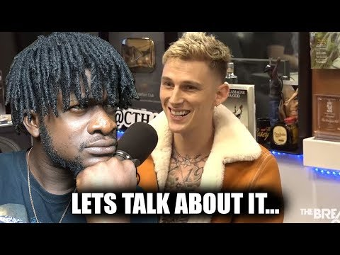 Machine Gun Kelly Breakfast Interview (REACTION!)