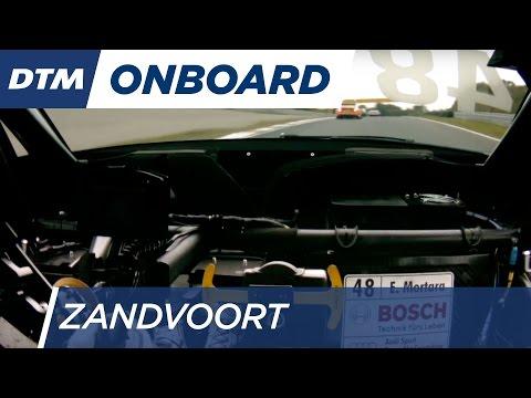 DTM Zandvoort 2016 - Edoardo Mortara (Audi RS5 DTM) - Re-Live Onboard (Race 1)