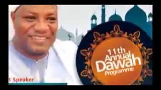 Download Video SHEIKH IBRAHIM GBODOFU (HASBUNALLAH) MP3 3GP MP4