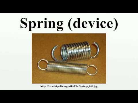 Spring (device)