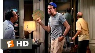 The Odd Couple (2/8) Movie CLIP - Felix Crying in Bathroom (1968) HD