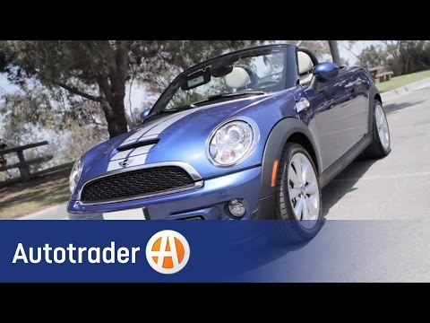 2012 MINI Cooper Roadster - AutoTrader New Car Review