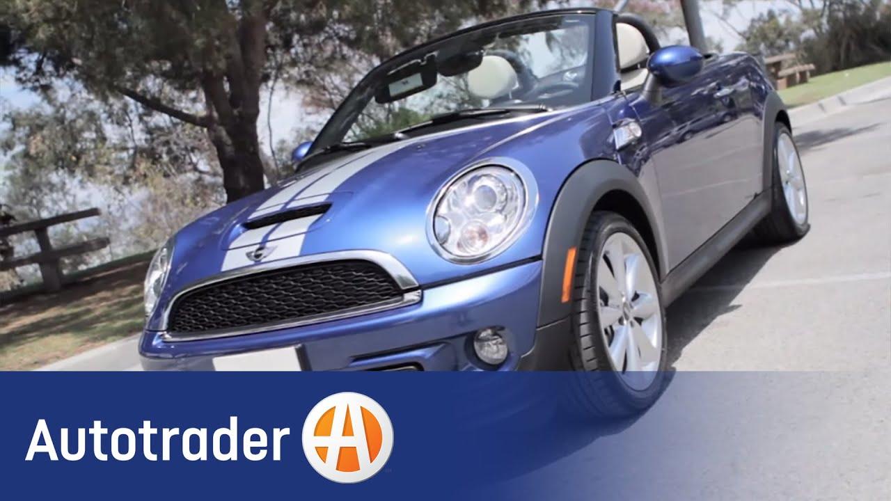 2017 Mini Cooper Roadster Convertible New Car Review Autotrader
