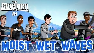 One of Beh2inga's most viewed videos: GRAND THEFT AUTO 5 ANIMATED