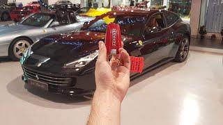 2018 Ferrari GTC4 Lusso: In-Depth Exterior and Interior Tour!