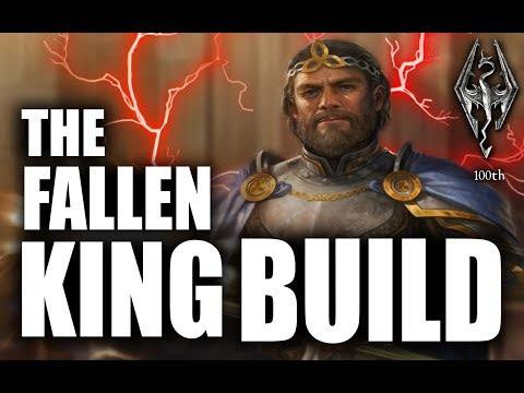 Skyrim SE Builds - The King - Rogue King Modded Build