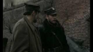 dialog polskich oficerów фильм Красный цвет папоротника  Беларусьфильм, 1988 г