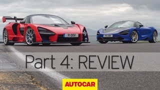 McLaren Senna vs 720S | Part 4: Review | Autocar