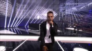 Freaky Fortune feat. RiskyKidd - Rise Up (Greece) 2014 LIVE Eurovision Grand Final