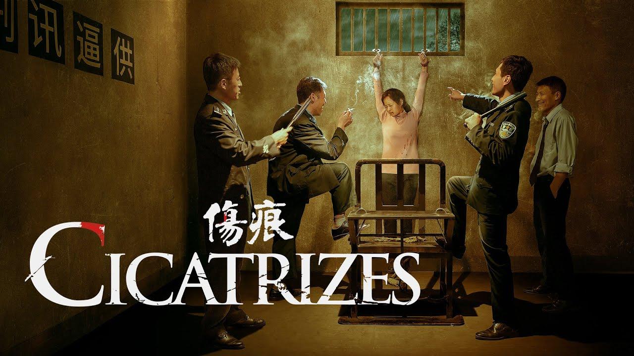 """""""Crônicas da perseguição religiosa na China 9 - Cicatrizes"""" Filme Religioso 2020"""