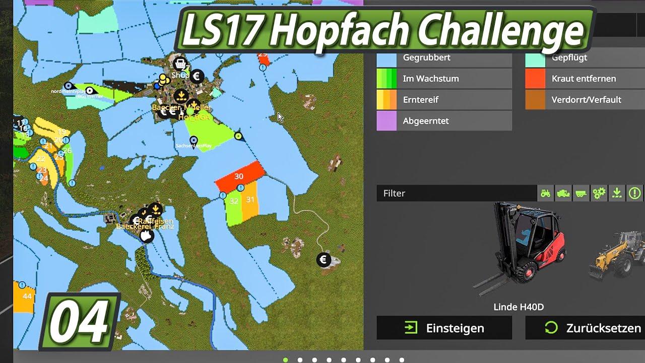Ls17 Hopfach 🚜 Schulnoten Sind Sinnlos 4 Landwirtschafts Simulator 17 Challenge Youtube