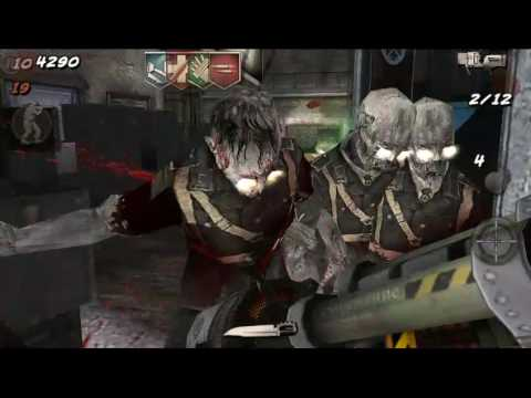 COD Zombies android pt2