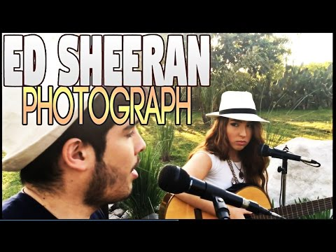 Photograph - Ed Sheeran Cover español - Lourdes Pons ft. Az Covers