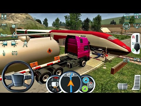 Euro Truck Driver 2018 #20 - New Truck Game Android gameplay