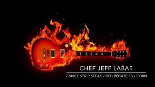 JEFF LABAR COOKING STEAKS