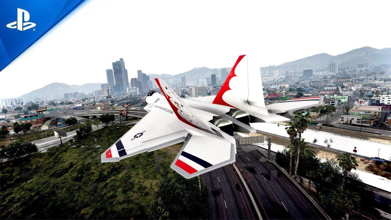 GTA 6 PlayStation 5 Graphics DEMO!? 4K Gameplay on HIGH-END PC | GTA 5 NVE & QuantV MOD