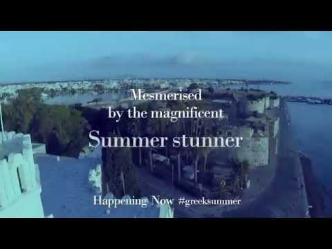 Summer in the Dodecanese: Happening Now #greeksummer