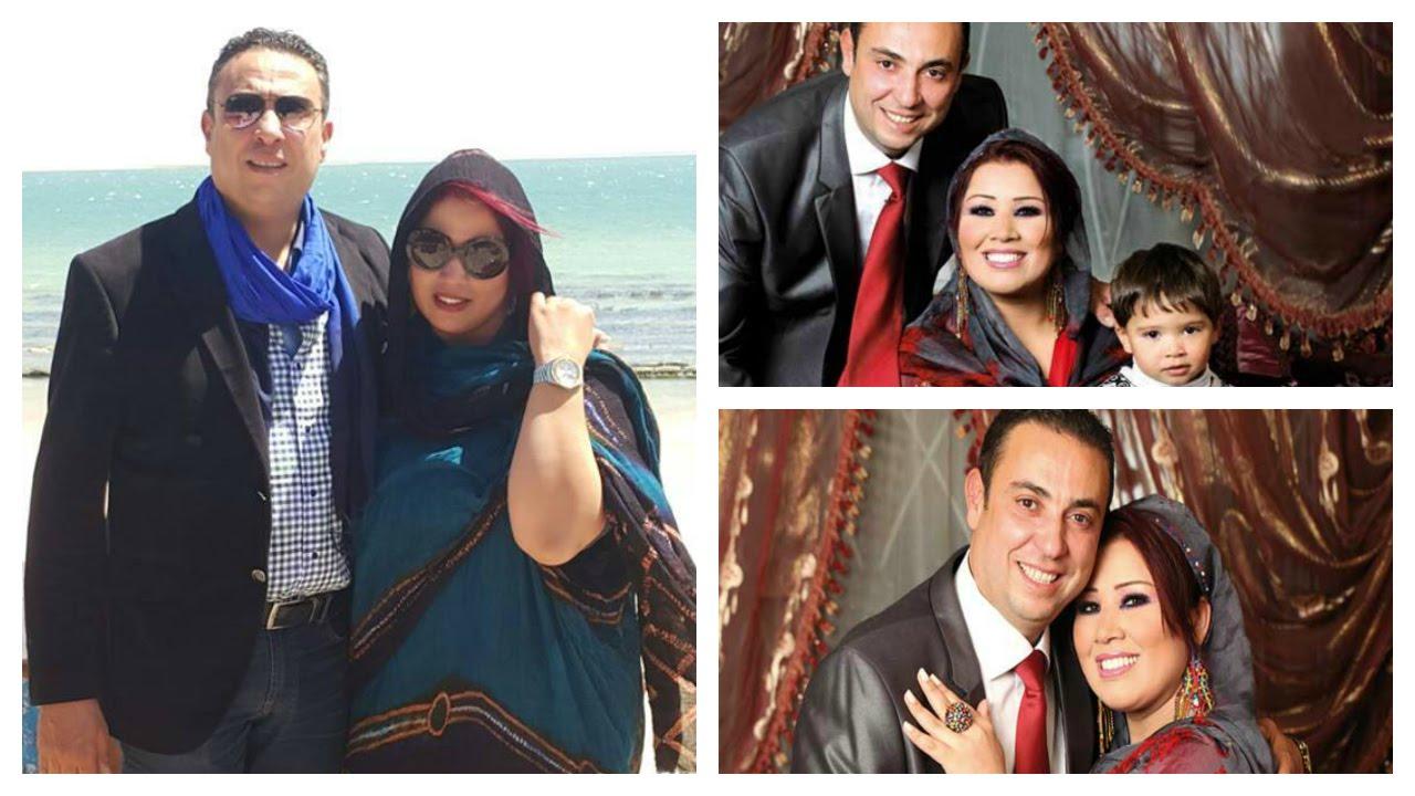 صور الفنانة الجميلة سعيدة شرف باللباس الصحراوي مع زوجها و ابنها صور جميلة و حصرية Youtube