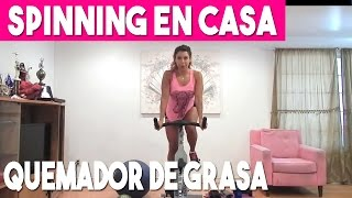 SPINNING - AUMENTAR MASA MUSCULAR  -  BODY BY GIA