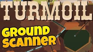 Turmoil Gameplay - Oil Spilling & Ground Scanning! (Let's Play Turmoil Playthrough Part 3)