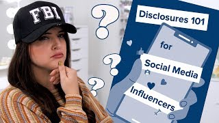 Are Influencers In TROUBLE? New FTC Rules Change EVERYTHING!